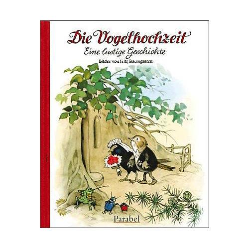 Buch - Die Vogelhochzeit