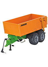 SIKU 6780 Control 32 RC - Traktor Tandem-Achs-Anhänger 1:32