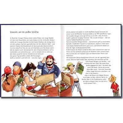 Das große Vorlesebuch für Jungs - Für Piraten, Ritter und