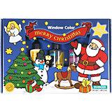 Window Color Set Weihnachten, 6-tlg.