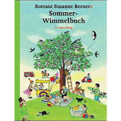 Rotraut Susanne Berners Sommer-Wimmelbuch