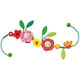 HABA 1036 Kinderwagenkette Blüten