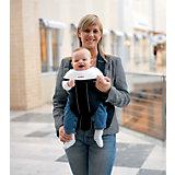BB® Bib for Baby Carrier 2-pcs, White