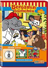 DVD Benjamin Blümchen 10 (als Kinderarzt / der Gorilla ist weg)