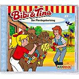 CD Bibi und Tina 27 (Der Pferdegeburtstag)