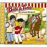 CD Bibi und Tina 53 (Der verhexte Wanderritt)