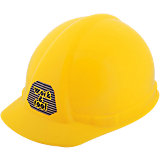 WORK & TOOLS Baustellen-Helm