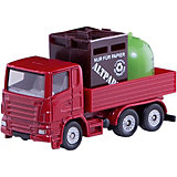 SIKU 0828 Recycling Transporter