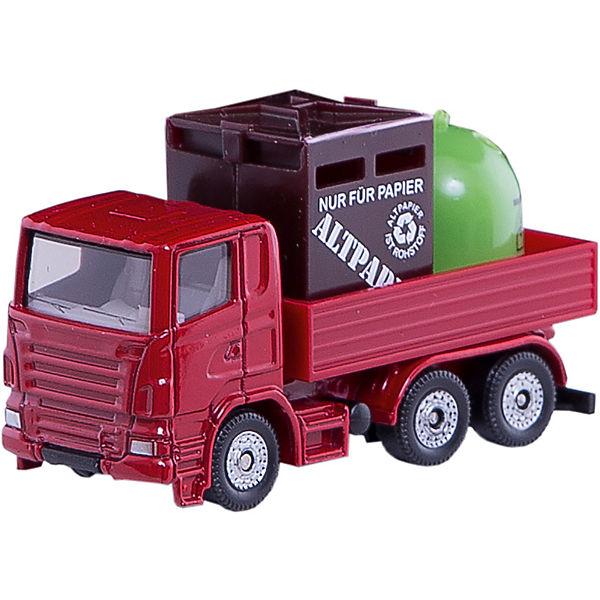 Siku recycling transporter mytoys