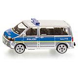 SIKU 1350 Police Team Van