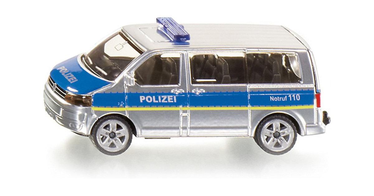 1350 Polizei-Mannschaftswagen