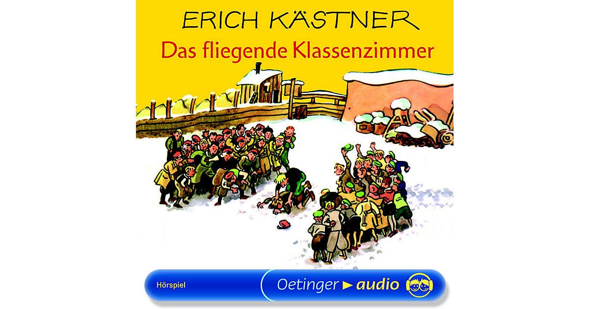 Das fliegende Klassenzimmer, 1 Audio-CD Hörbuch