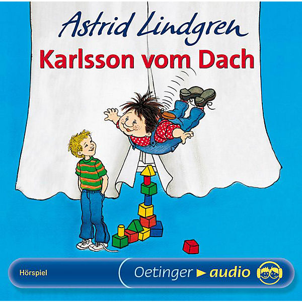 CD Karlsson vom Dach, 1 Audio-CD