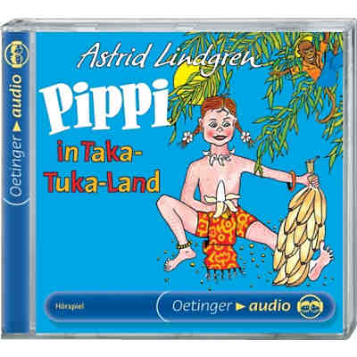 Pippi in Taka-Tuka-Land, 1 Audio-CD