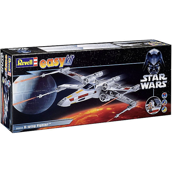 "Revell Modellbausatz ""easykit"" Star Wars: X-wing Fighter (Luke Skywalker)"