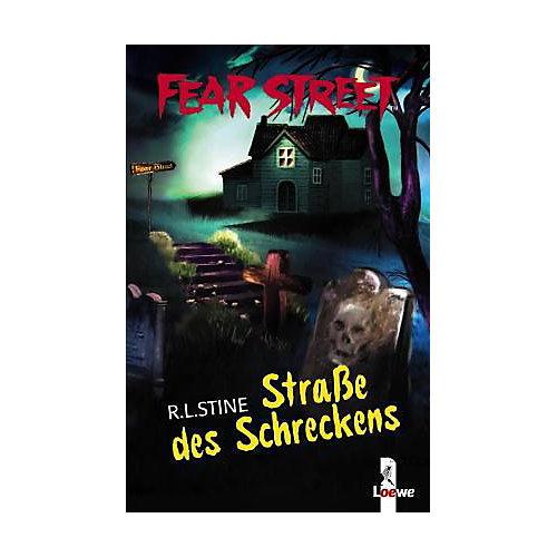 Buch - Fear Street: Straße des Schreckens