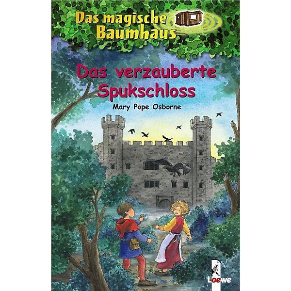 Das magische Baumhaus: Das verzauberte Spukschloss, Mary Pope ...