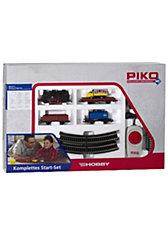 PIKO Spur H0 Start-Set Güterzug mit Dampflok