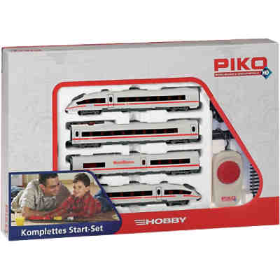 PIKO Spur H0 Start-Set ICE 3
