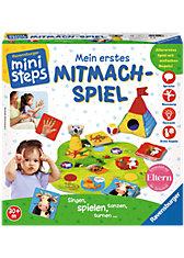 ministeps® - Mein erstes Mitmach-Spiel