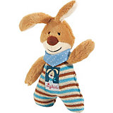 Semmel Bunny: Toy Figure with a Rattle