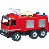Feuerwehrauto mit Wasserspritze, 64 x 27 cm