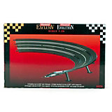 CARRERA EVOLUTION Steep 2/30 Curve, 6 Sections