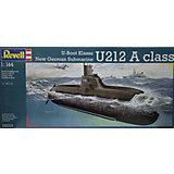 Новейшая немецкая подводная лодка класса U212A