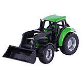 SIKU 1043 Deutz Tractor with Front Loader