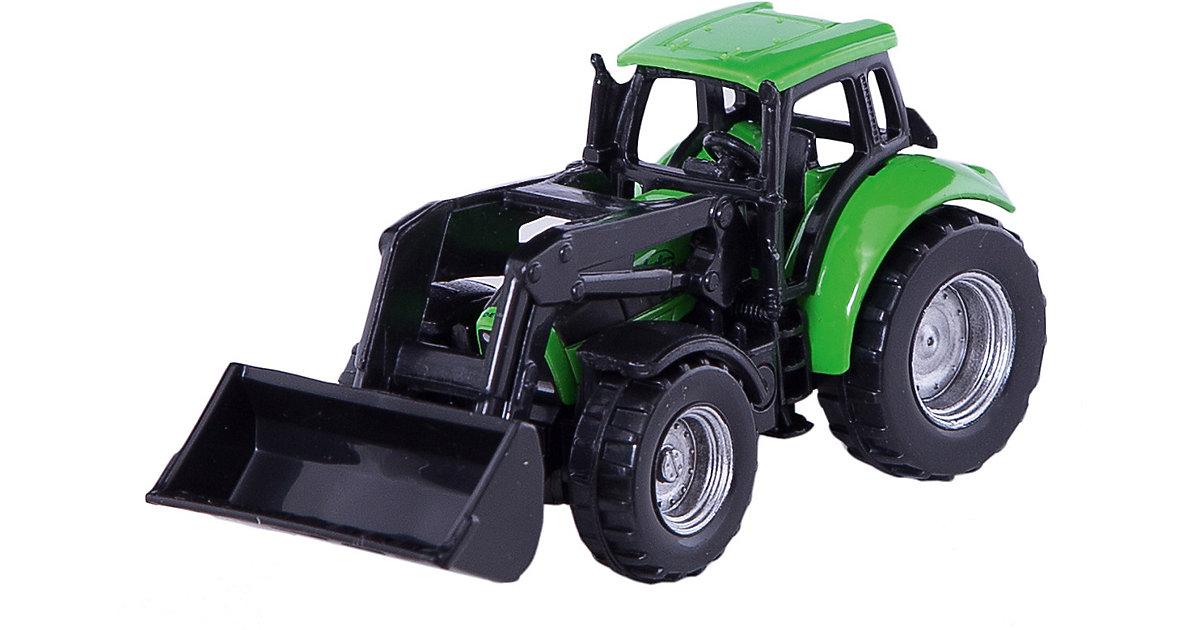 1043 Deutz Traktor mit Frontlader