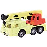 SIKU 1326 Hydraulic Crane Truck