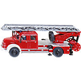 SIKU 4114 Magirus Turntable Ladder 1:50