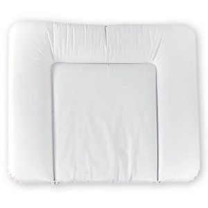 Wickelauflage ca. 85 x 72 cm, weiß
