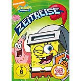 DVD SpongeBob Schwammkopf: Zeitreise