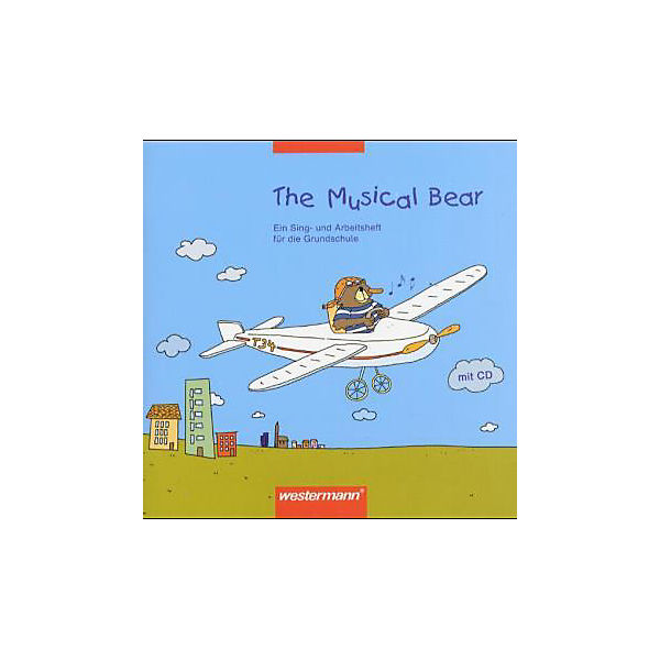 The Musical Bear, m. Audio-CD