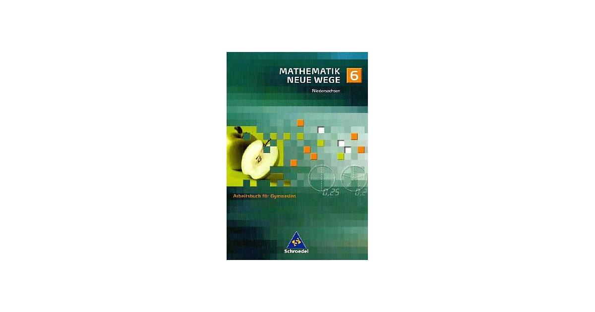 Buch - Mathematik Neue Wege, Ausgabe Niedersachsen: 6. Schuljahr