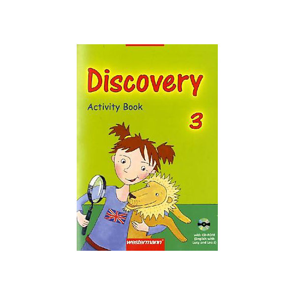 Discovery: 3. Jahrgangsstufe, Activity Book, m. CD-ROM