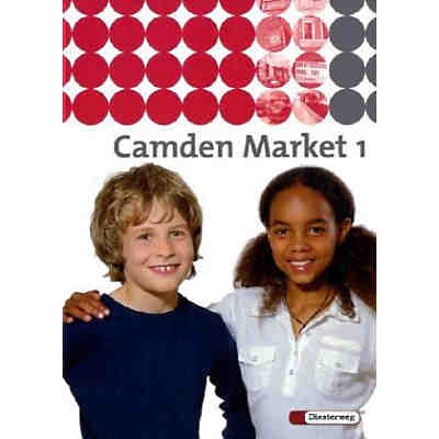 Camden Market, Ausgabe Berlin u. Brandenburg: Klasse 5, Textbook Bd.1