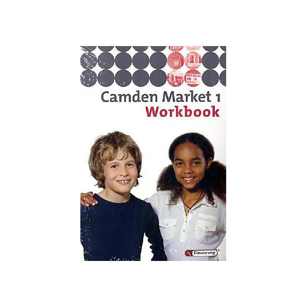 Camden Market, Ausgabe Berlin u. Brandenburg: Klasse 5, Workbook, m. Audio-CD Bd.1