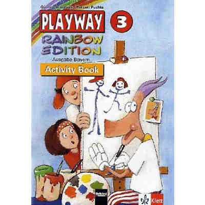 Playway Rainbow Edition, Ausgabe Bayern: 3. Klasse, Activity Book