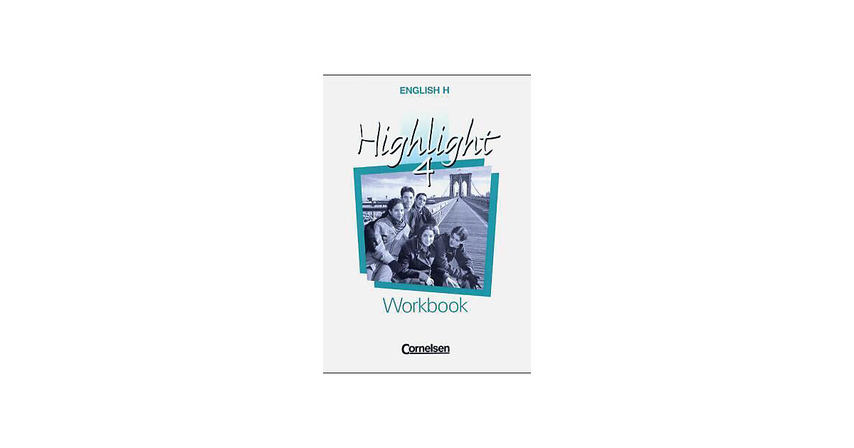 Buch - English H, Highlight: Workbook