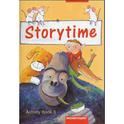Storytime: 3. Jahrgangsstufe, Activity Book