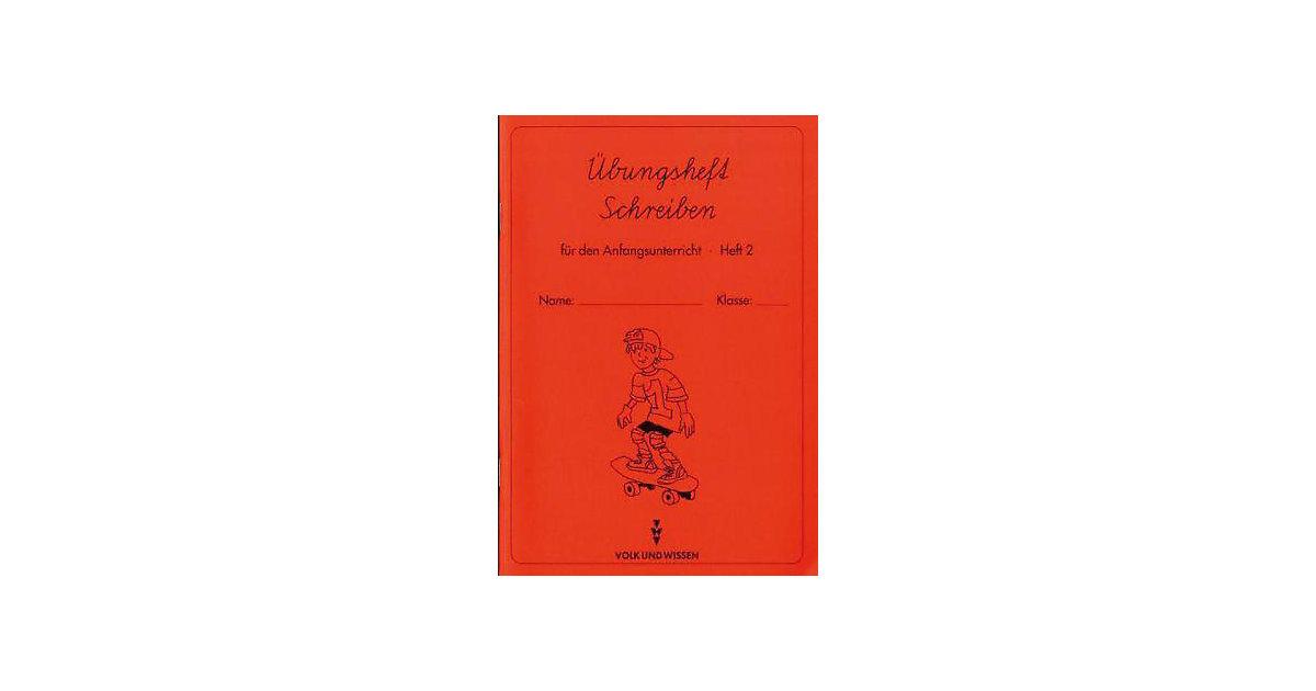 Buch - Mein Lesebuch, Klassen 1/2: Übungsheft Schreiben