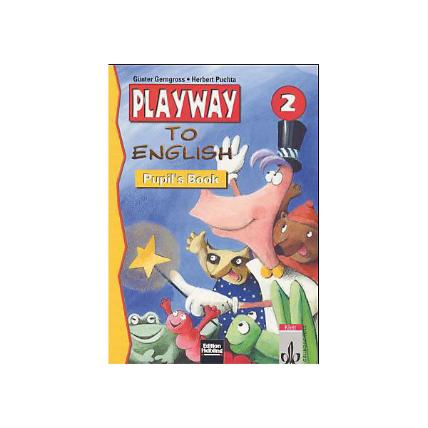 Playway to English, Ausgabe Baden-Württemberg: Pupil's Book, 2. Schuljahr
