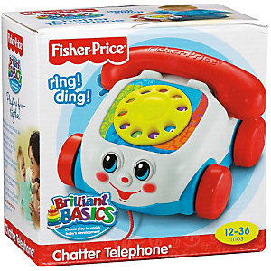 Fisher-Price - Plappertelefon