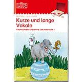 LÜK: Rechtschreiben, Sekundarstufe I, neue Rechtschreibung, Übungsheft