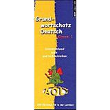 Grundwortschatz Deutsch, m. Lernbox: Klasse 1