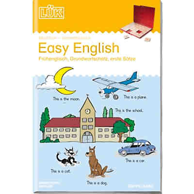 LÜK, Doppelheft: Easy English