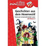mini LÜK: Geschichten aus dem Hexenwald ab Klasse 2, Übungsheft