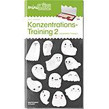 mini LÜK: Konzentrationstraining für Vor- und Grundschulkinder, Übungsheft
